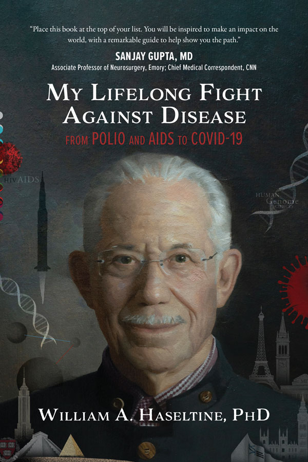 My Lifelong Fight Against Disease Cover